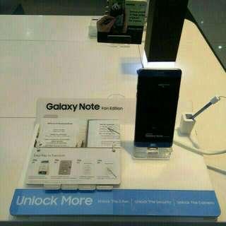 Samsung Galaxy Note FE promo 0.99 tenor 9 bulan
