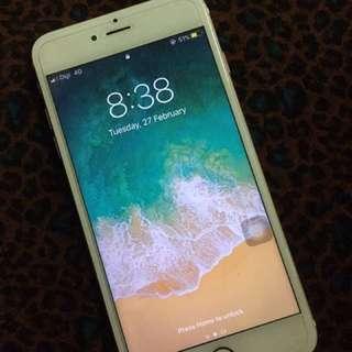 Iphone 6s Plus (64g) Rose Gold (hongkong Set)