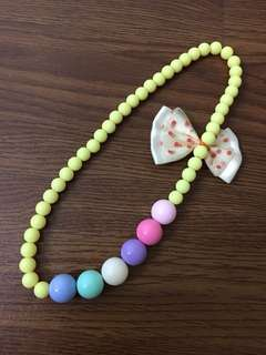 🆕🎀 Baby Necklace #Bajet20