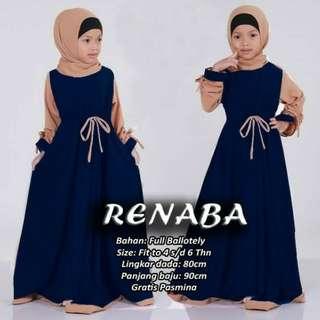 Kid renababa