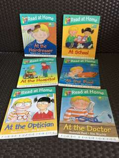 Oxford Reading Tree - First Experiences (12 Books Set)