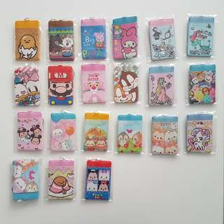 Cartoon Characters EZ-Link / Student Pass / Company Pass / Access Card Holder