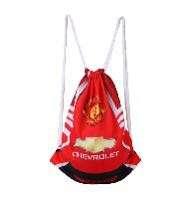 Draw String Bag Manchester United bath towel socks