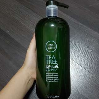 Teatree Special Shampoo (3 types)