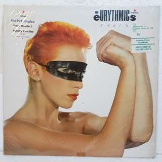 Eurythmics - Touch  Vinyl Record