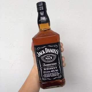 Jack Daniel's Whiskey 1L
