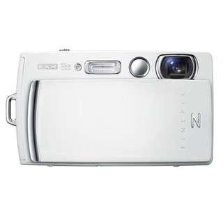 Fujifilm Z1000 EXR Camera - White Colour, Wifi, Touch Screen