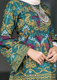 NEW! Songket Saloma Top