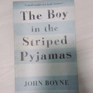 the boy in the striped pajamas | john boyne