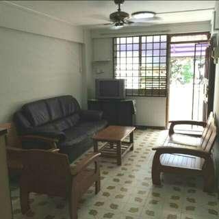 1+1 hdb rental near mountbatten mrt for rent