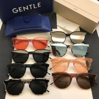 See Saw Gentle Monster 🔥Clearance🔥 Boutique Unisex Sunglasses Polarized Shade Lens Full UV Protection Shade Driver Essential Holiday Business Trip Gift