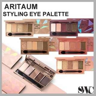 Aritaum styling eye palette