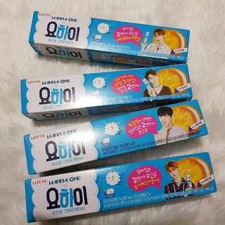 Jihoon Yo-hi biscuit