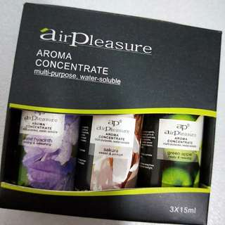 Air Pleasure Aroma Concentrate Oil