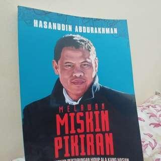 "Hasanudin Abdurakhman ""Melawan Miskin Pikiran"""