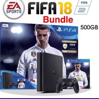 Sony PS4 FIFA 18 Bundle Pack