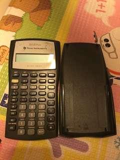 BAII Plus Texas Instruments (Financial calculator)