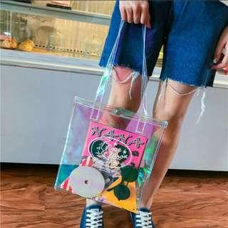 🐾Harajuku Holographic Sling Bag