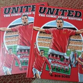 United The Comic Strip History