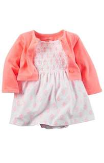 Carters 2pcs Dress set