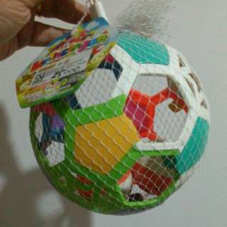Bola kerincingan
