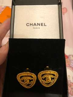 Vintage Chanel earring