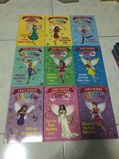 Early reader Rainbow magic