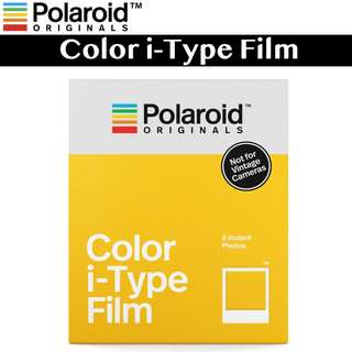 Polaroid Originals Color i - Type Instant Film For i-Type Camera | OneStep 2