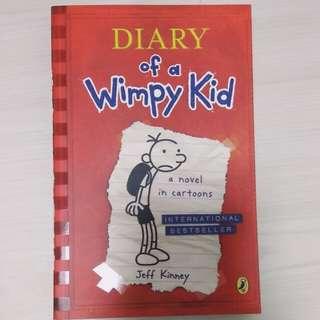 Diary Of A Wimpy Kid | jeff kinney