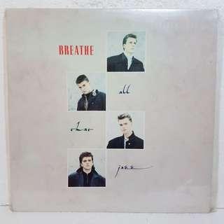 Breathe - All That Jazz Vinyl Record