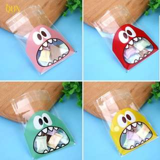 New Monster Design Cookie Plastic Pouch 10cm