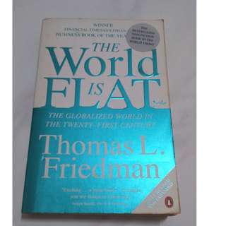 [Educational Book] The World Is Flat: The Globalized World in the Twenty-first Century