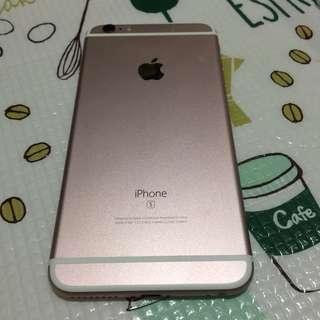 IPhone 6s Plus 128gb rose gold original working perfect