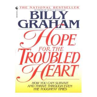 [eBook] Hope for the Troubled Heart - Billy Graham