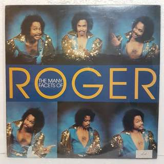 The Many Facets Of Roger Vinyl Record
