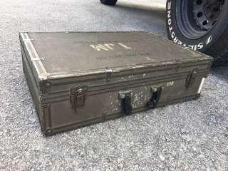 Antique weapon box