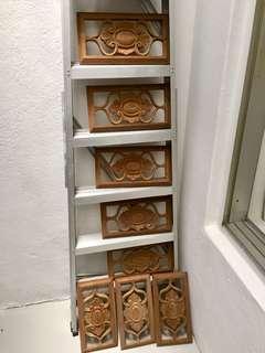 9 Wood Panels