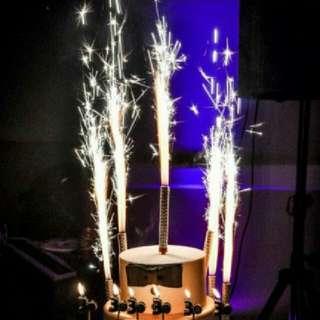 Birthday/ Party/ Events/ Wedding Firework Sparkle Candles