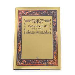 FROM Software Dark Souls 3 Official Artwork