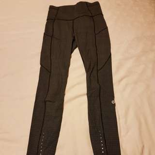 Lululemon Nulux Leggings