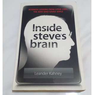 [Self Development Book!] Inside Steve's Brain
