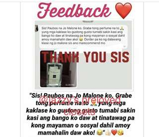 ❤️FEEDBACK ❤️ thank you lovies 🙏🏻😘💕