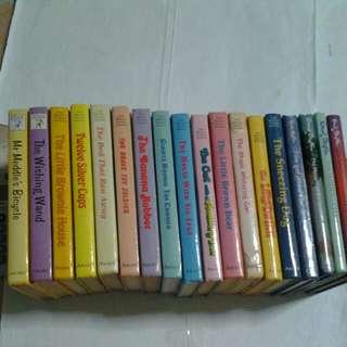 Enid Blyton Hardcover Story Books