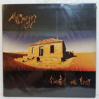 Midnight Oil - Diesel & Dust Vinyl Record
