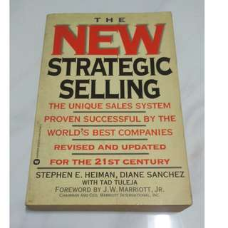 [Educational Book] The New Strategic Selling: The Unique Sales System Proven Successful by the World's Best Companies