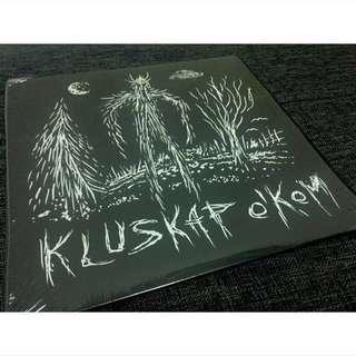 """VINYL 7"""" VOIVOD - KLUSKAP O'KOM EP"""