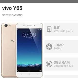 Vivo Y65