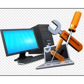 Computer Upgrade and Repair Service (Free Diagnosis)