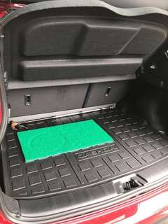 Nissan qashqai boot tray for sale