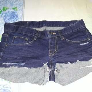 Hotpants preloved 05
